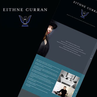 Eithne Curran - On.Works Web Design Project