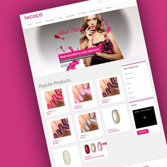 Incoco - On.Works Web Design Project